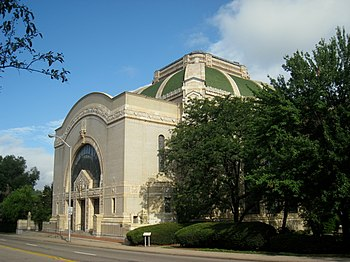 Rodef Shalom Temple, Pittsburgh, Pennsylvania,...
