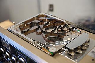 Tape loop Audio recording technique