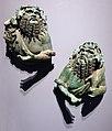 Roma, coppia di applique a busto di sileno, I secolo ac-I dc.jpg