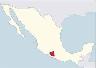 Roman Catholic Diocese of Ciudad Altamirano - Image: Roman Catholic Diocese of Ciudad Altamariano in Mexico