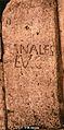 Roman Inscription in Köln, Dom, Vorplatz, Germany (EDH - F008830).jpeg