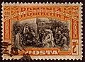 Romania 1906 2l 40 years rule.jpg