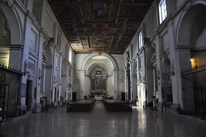 Rome Sint Sebastiaan buiten de Muren 13-01-2011 12-34-34