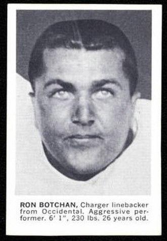 Ron Botchan - Image: Ron Botchan 1961