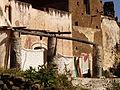 Ropa tendida, Isla de Alicudi, Islas Eolias, Sicilia, Italia, 2015.JPG