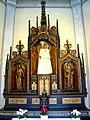 Roskapellchen Aachen - Altaraufbau.JPG