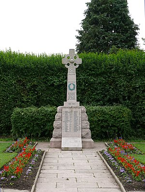 Roslin, Midlothian - Roslin War Memorial