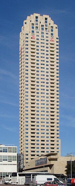 New Orleans (Rotterdam) - Image: Rotterdam toren new orleans
