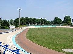 Le vélodrome de Roubaix