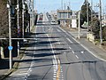Route 354 Ibaraki Prefecture Koga City 2.jpg