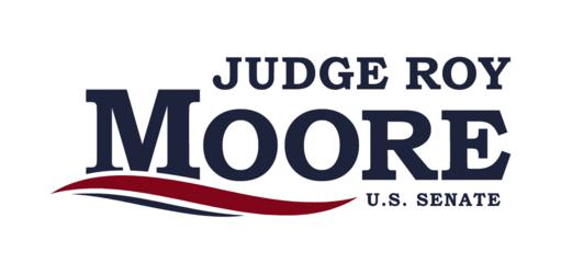 Roy Moore 2017 logo