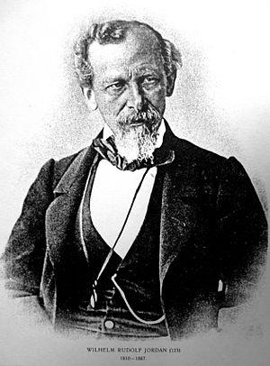 Rudolf Jordan (painter) - Rudolf Jordan (c.1880)