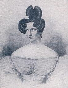 Wilhelmine Unzelmann-Werner (Quelle: Wikimedia)