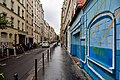 Rue Davy, Paris 21 October 2017.jpg