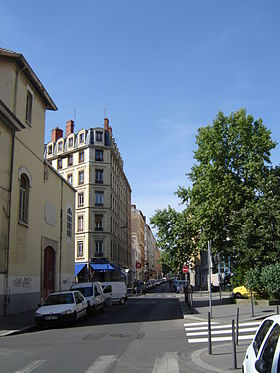 Image illustrative de l'article Rue Vendôme