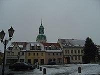 Ruhland, Markt, Nordwestansicht 02.jpg