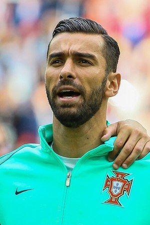 Rui Patrício - Patrício with Portugal at the 2017 Confederations Cup