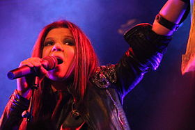 Ruslana live in Munich, Germany 02.JPG