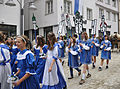 Rutenfest 2011 Festzug Türme.jpg