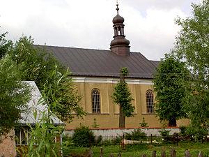 Rybotycze - Parish church