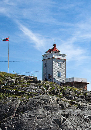 Ryvarden Lighthouse - Ryvarden Lighthouse