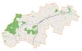 Sędziszów (gmina) location map.png