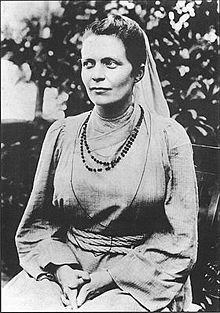 Image result for sister nivedita