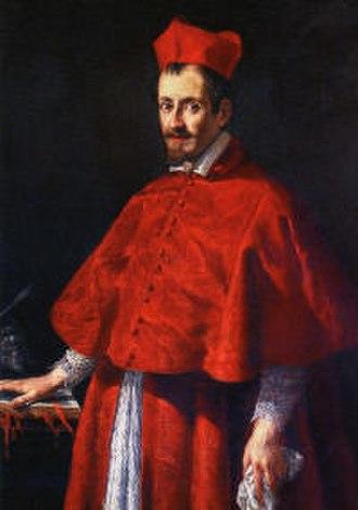 Giulio Cesare Sacchetti - Cardinal Giulio Cesare Sacchetti, Pietro da Cortona, 1626