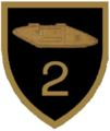 SADF 2 Light Horse Regiment insignia.png