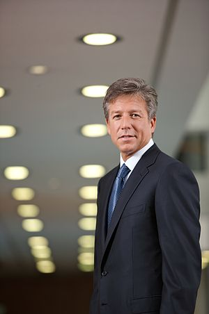 Bill McDermott, SAP AG Co-CEO and Executive Bo...