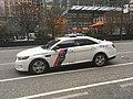 SEPTA Transit Police car on JFK Boulevard December 2018.jpeg