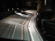 table de mixage ssl 9000 k