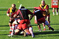 ST vs Gloucester - Warm-up - 15.JPG