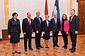 Saeimas priekšsēdētājas oficiālā vizīte Igaunijā (15436409193).jpg