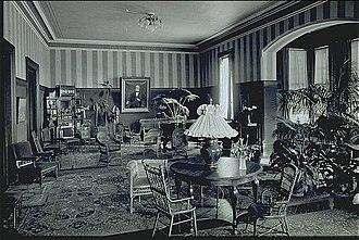 Sage Hall - A student drawing room