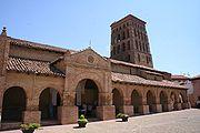Iglesia de San Lorenzo en Sahagún.