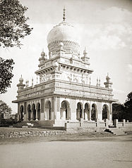 Saidani maa tomb, Hyderabad.jpg