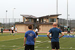 Sailor steps up as volunteer soccer coach 140627-Z-ZI015-027.jpg
