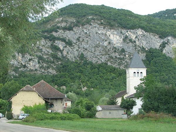 Photo de la ville Groslée-Saint-Benoit