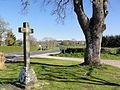 Saint-Gervais-d'Auvergne (Puy-de-Dôme) croix de chemin D987.JPG