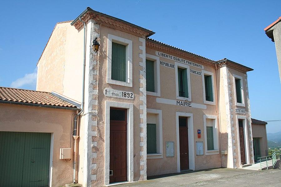 Saint-Martin-de-Larçon (Hérault) - mairie.