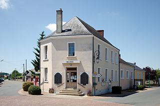 Saint-Michel-de-Chavaignes Commune in Pays de la Loire, France