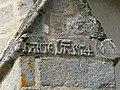 Saint-Michel-de-Veisse chapelle la Borne inscription.jpg