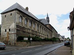 Saint-Riquier - Hôtel-Dieu