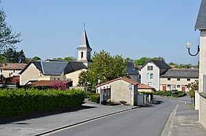 Saint-Romain 86 Village 2013.jpg