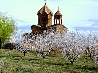 Metsamor - Saint Lazarus Church