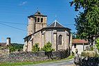 Saint Michael church of Toulonjac 03.jpg