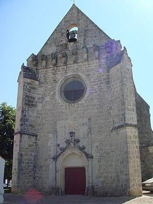 Angoulins - Image: Saint Pierre d Angoulins