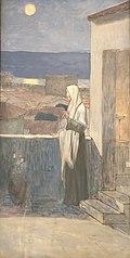 Étude pour sainte Geneviève veillant sur Paris