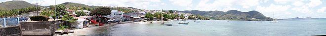 Sainte-Luce, ville convoitée, ville désirée (97228) dans Les Communes de Madinina 660px-Sainte-Luce_coast_panorama1